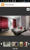 Screenshot of HOTEL INFO - 290,000 hotels