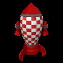 RocketDroid Sokoban 3d logo
