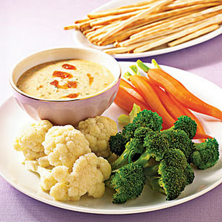 Curry and Mango Chutney Dip