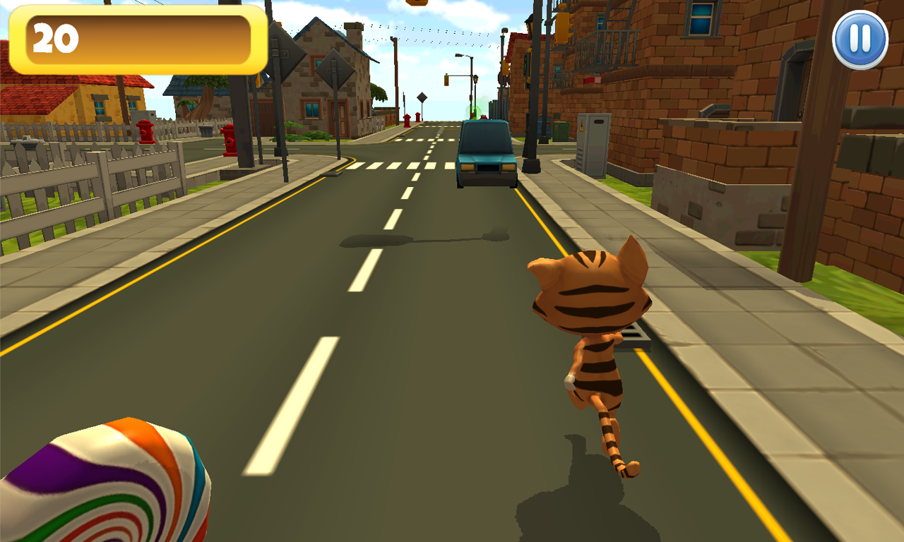 Talking Running Casper Cat 3D Android Apps On Google Play