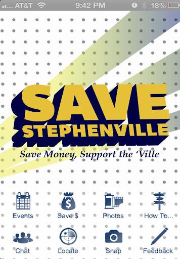 Save Stephenville