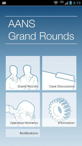 AANS Grand Rounds