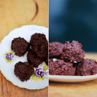 Chocolate and Chai Macaroons