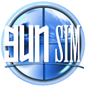GunSim Simulator logo