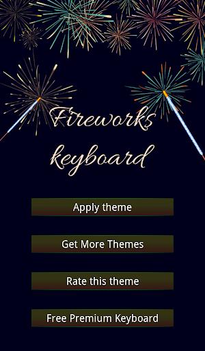 Fireworks Keyboard