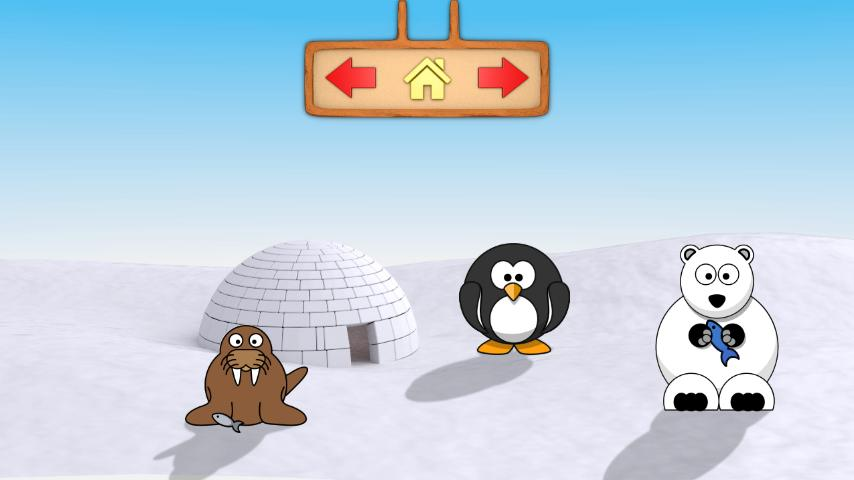 Animal Puzzle HD Free - screenshot