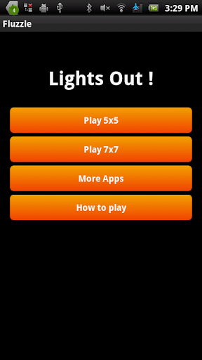 Lights out puzzle free