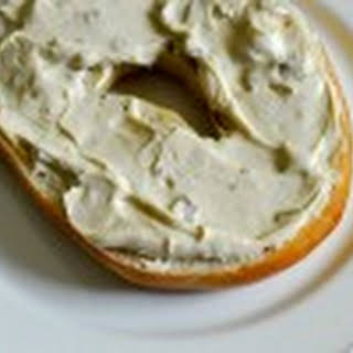 Panera Bread Honey Walnut Cream Cheese Spread.