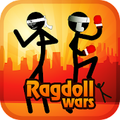 Ragdoll Wars - Fighting Game