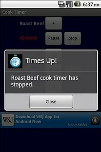 Cook Timer - screenshot thumbnail