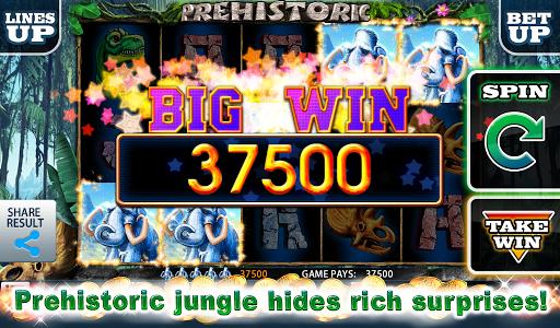 Prehistoric Slot