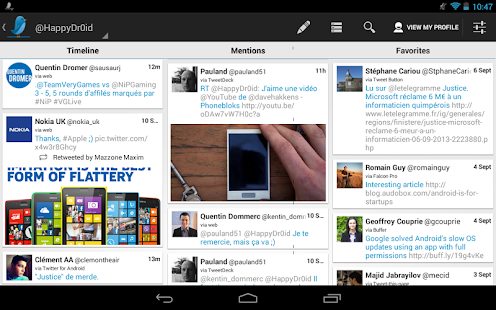 TweetLine Premium Twitter