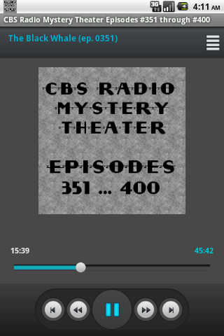 CBS Radio Mystery Theater V.08