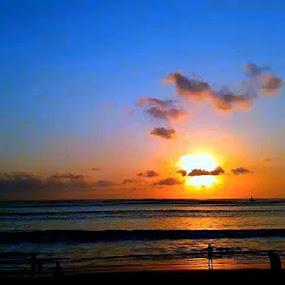 Jimbaran - Bali by Merah Putih - Landscapes Sunsets & Sunrises