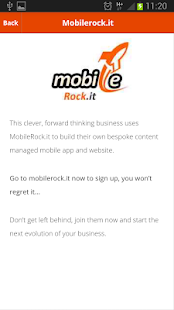 Mobile Rockit - screenshot thumbnail