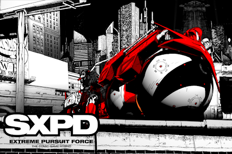 SXPD The Comicbook Game Hybrid Screenshot 5