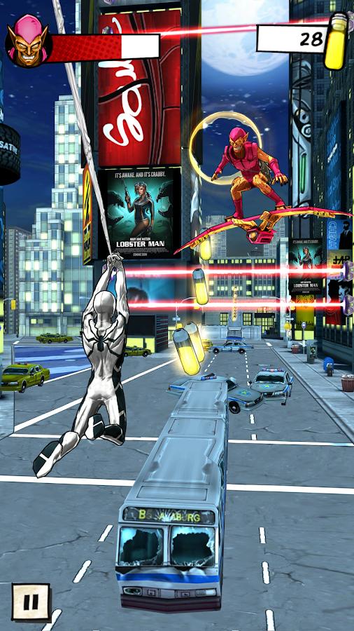 MARVEL Spider-Man Unlimited- screenshot