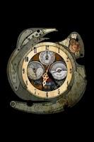 Screenshot of Steampunk Watch Wallpaper