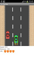 Screenshot of Splitter Lane Car Racing