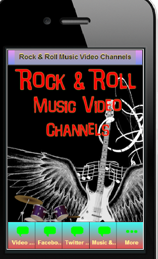 Rock Roll Video Channels