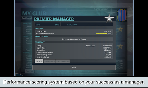 Premier Manager - screenshot thumbnail