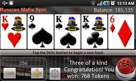 MafiaSpin Slot & Poker & Bingo- screenshot thumbnail