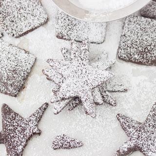 Chocolate Shortbread Cookies (Sugar Free)