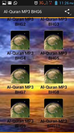 Al-Quran MP3 BHG6