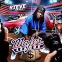 Steve Da M.L.B logo