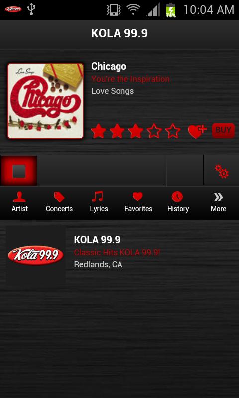 All Classics KOLA 99.9 - screenshot