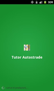 Tutor autostrade - screenshot thumbnail