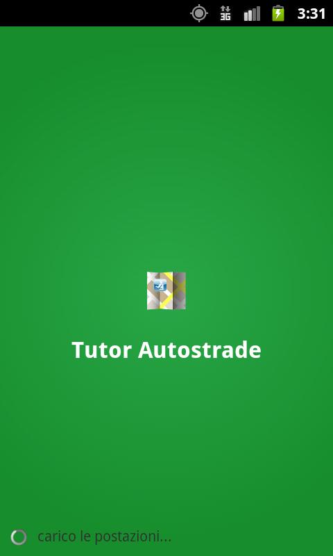 Tutor autostrade - screenshot