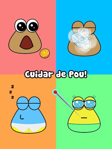 Juego Pou para Android
