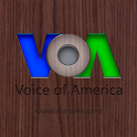 VOA radio icon