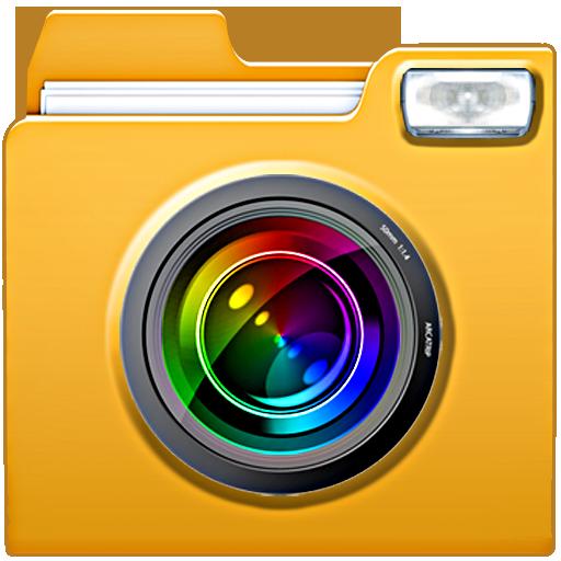 摄影のフォルダカメラ LOGO-記事Game