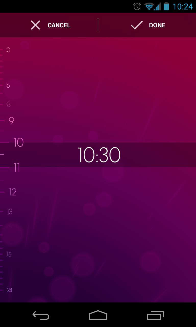 Timely Alarm Clock screenshot #4