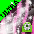 Ultra Cute Pink Zebra Locker icon