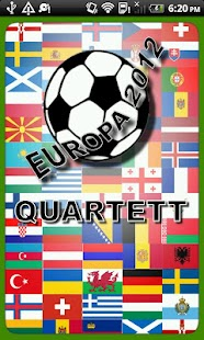 Football Game - Euro 2012 - screenshot thumbnail