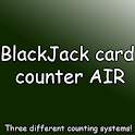BlackJack Card Counter AIR logo