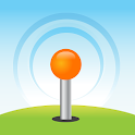 AT&T Mark the Spot icon