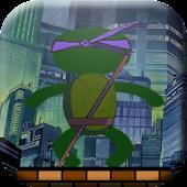 Ninja Stick Turtle
