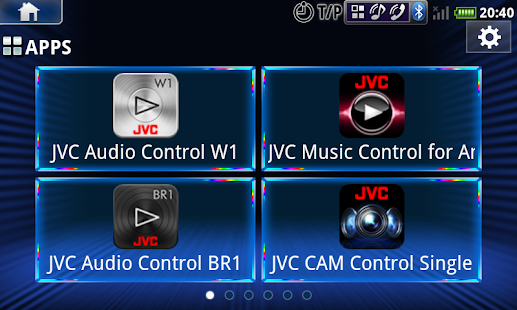 JVC Smart Music Control- screenshot thumbnail