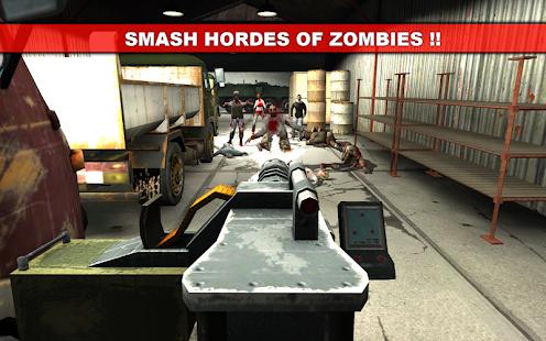 بازی شهر مرده ها : قدم زدن زامبی ها The Dead Town: Walking Zombies v1.0.1