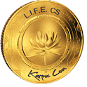 Karmic Coin Virtues Social icon
