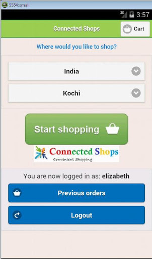 Connected Shops