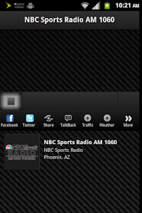 The Fan 1060AM - screenshot thumbnail