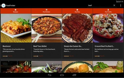 ALLRECIPES Recipes Food- screenshot thumbnail