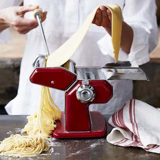 Food-Processor Pasta Dough.