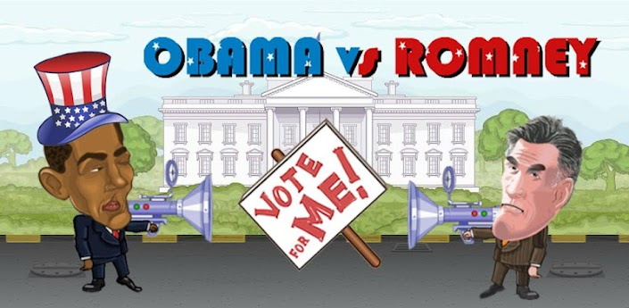 Obama VS Romney apk