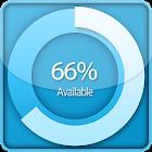 Battery Info widget di icon